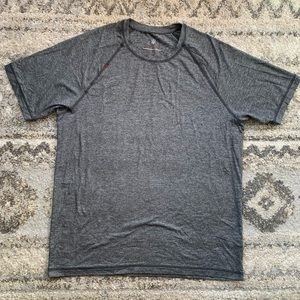 Rhône Reign Collection Short Sleeve Shirt Large